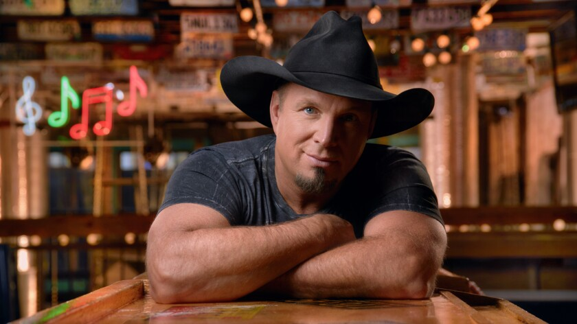 """The two-part documentary special """"Garth Brooks: The Road I'm On"""" concludes on A&E."""