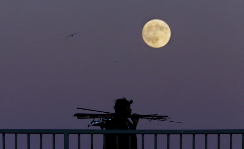 5 places to get a better look at November's full moon