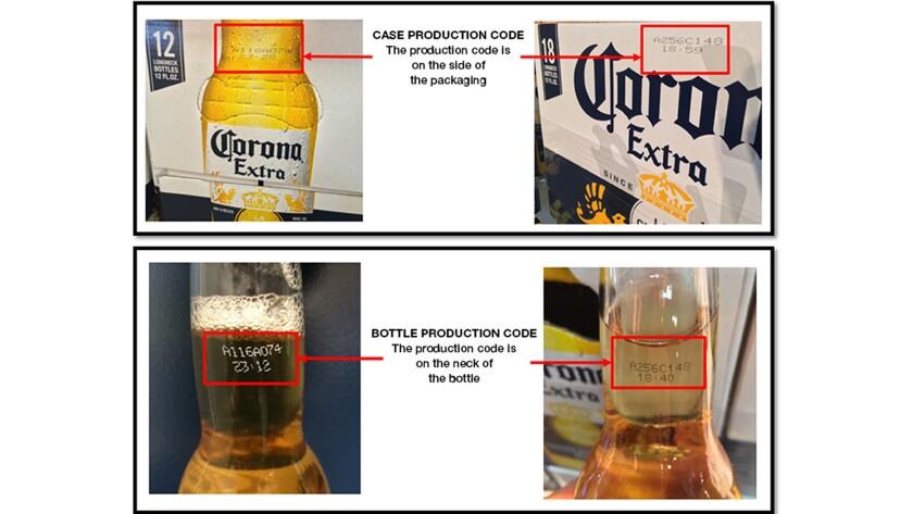 App beer date codes 3 Ways