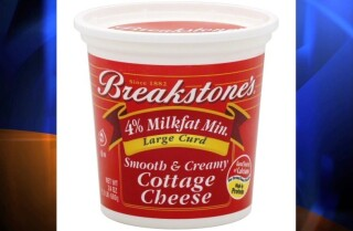 Kraft recalls 1.2 million cases of cottage cheese
