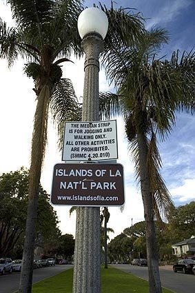 Islands of L.A.