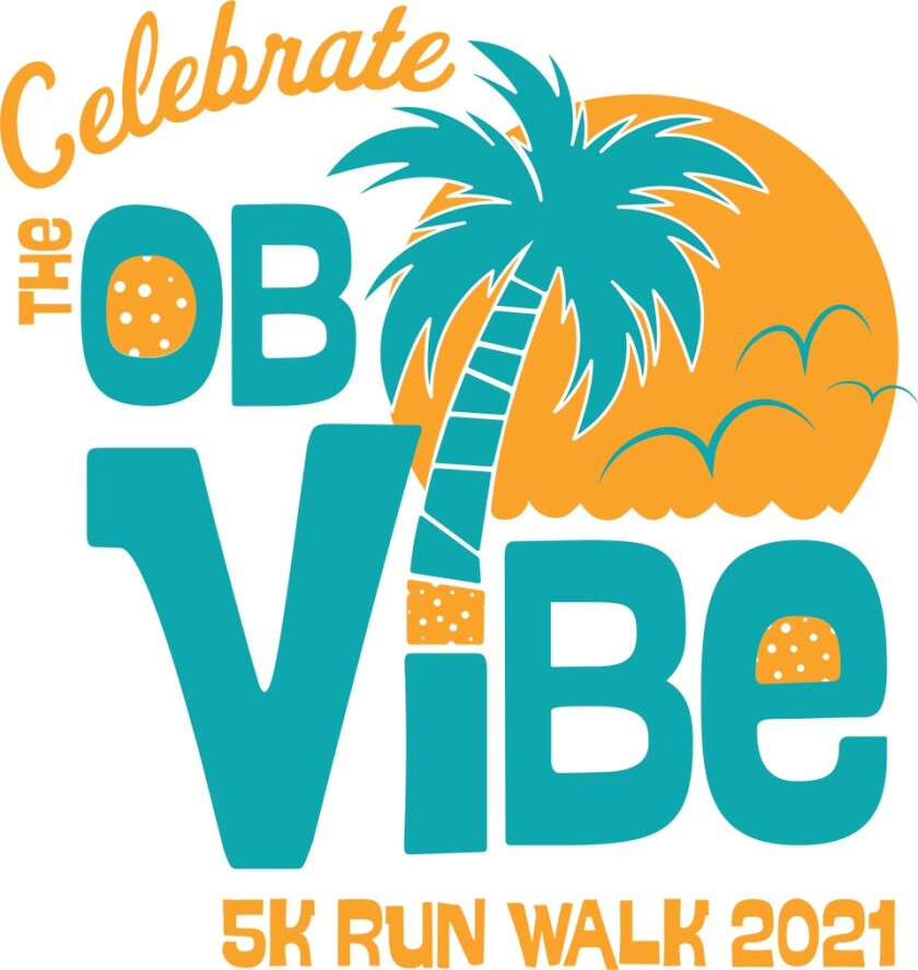 In the Celebrate the OB Vibe 5K, participants can run or walk at their own pace June 19-26.