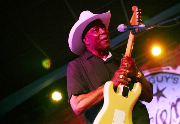 The blues giant kicks off each year with a monthlong residency at his namesake club in the South Loop, and reaffirms his jaw-dropping skills as a guitarist, showman and vocalist. 9 p.m. Jan. 5-6, 12-13, 19-20, 26-27; 9:30 p.m. Jan. 7, 14, 21, 28; 7:30 p.m. Jan. 8, 15, 22, 29 at Buddy Guy's Legends, 700 S. Wabash Ave.; $55, $65; etix.com