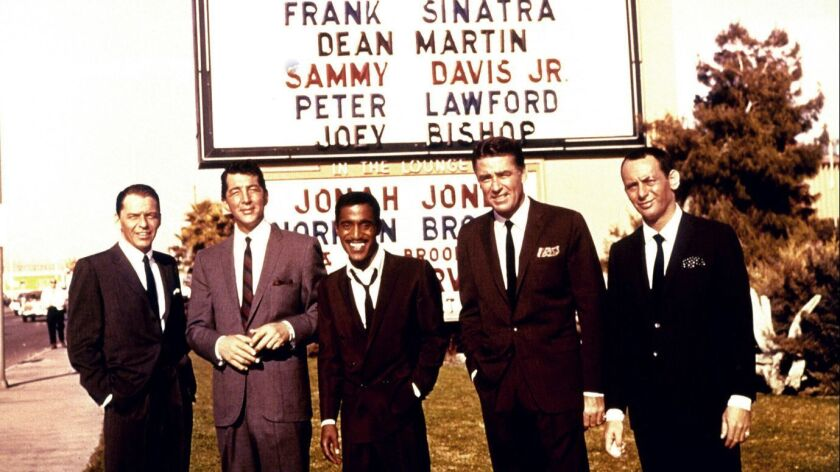 Ocean's Eleven (1960) Directed by Lewis Milestone Shown from left: Frank Sinatra (as Danny Ocean),