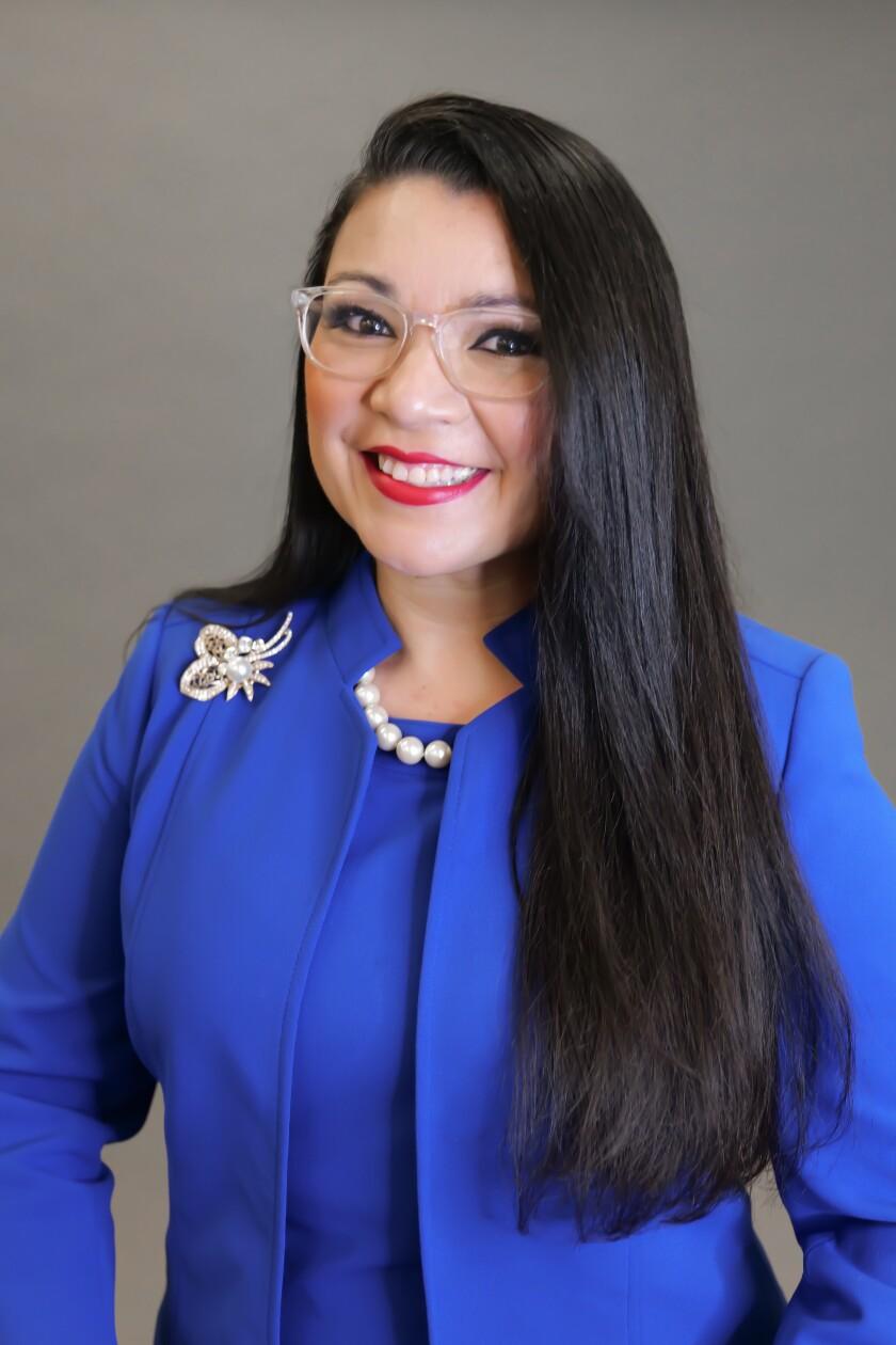 National City Mayor Alejandra Sotelo-Solis