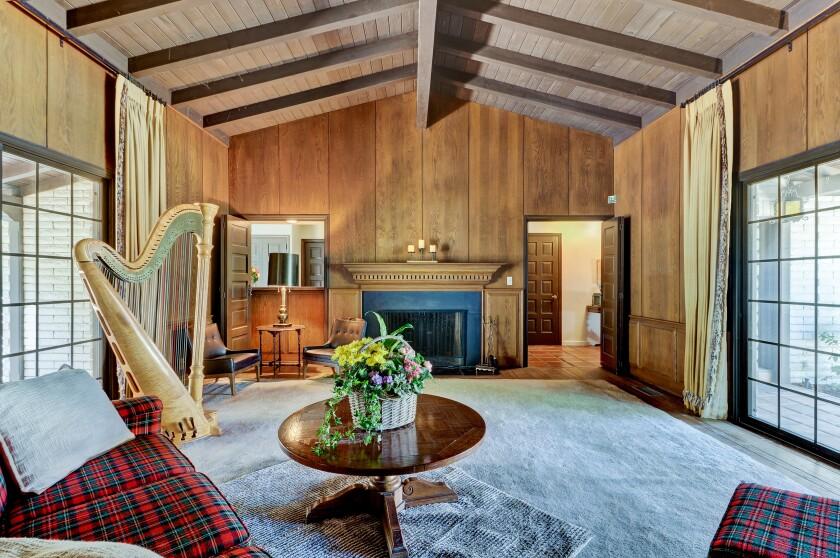 Disneyland builder's personal home in Claremont