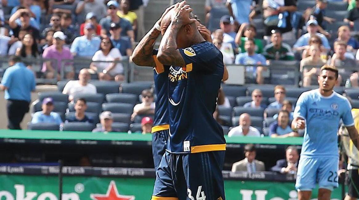 MLS: New York City FC 1-0 Galaxy