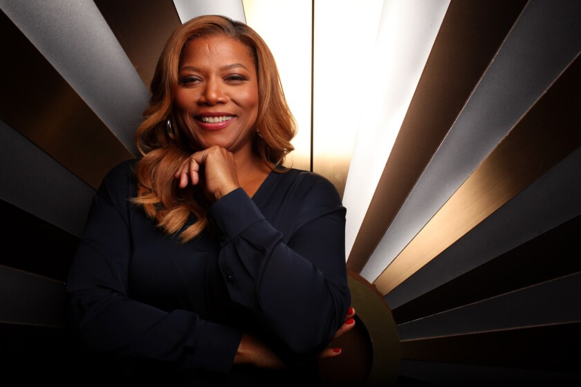 Queen Latifah's resume includes rapping, singing, acting, and now, daytime talk show host. We look back at the multi-talented entertainer's 20-year career.