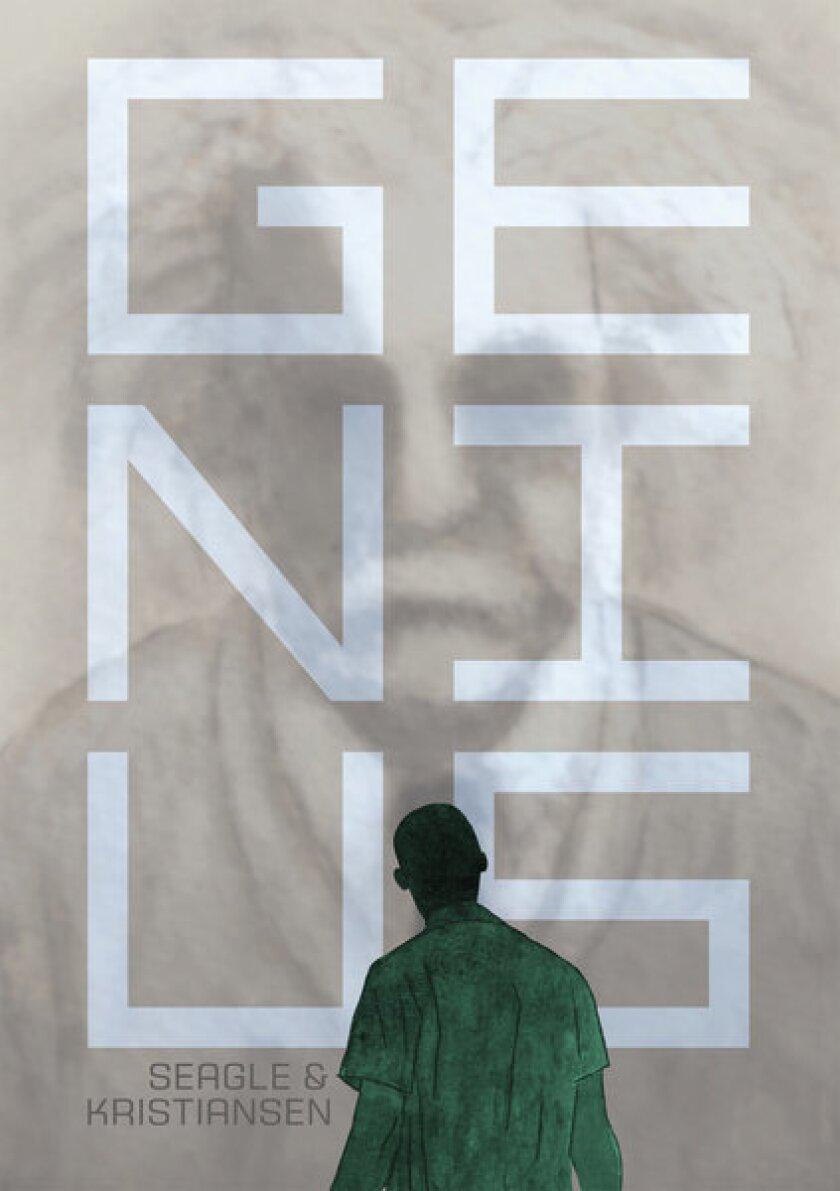 Steven T. Seagle, Teddy Kristiansen graphic novel probes 'Genius'
