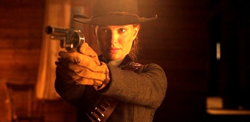 """Natalie Portman stars in the movie """"Jane Got a Gun."""""""