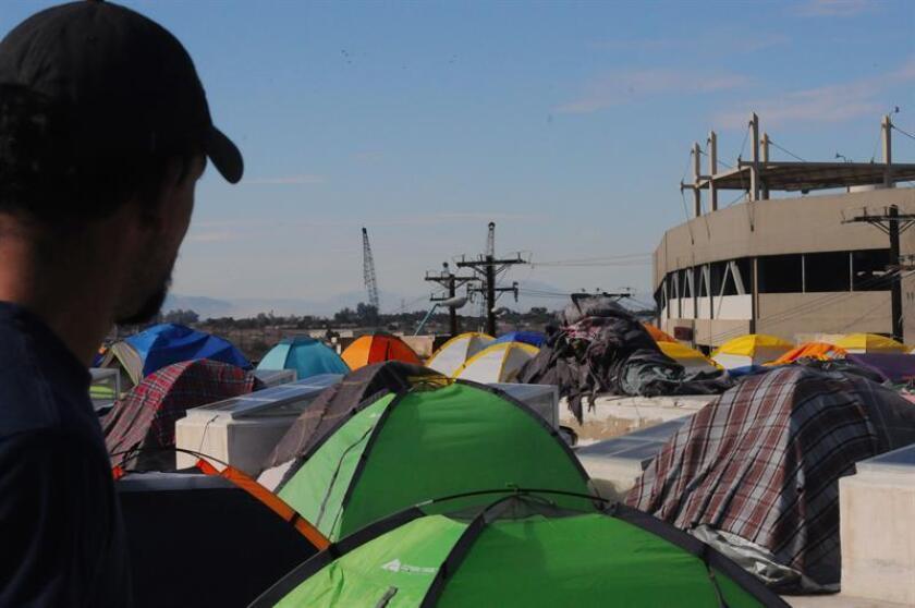 Las autoridades mexicanas deportaron a 187.259 extranjeros en 2016, un año en que se registró un incremento de migrantes, haitianos y de países de África y Asia, informó hoy el Instituto Nacional de Migración (INM). EFE/ARCHIVO