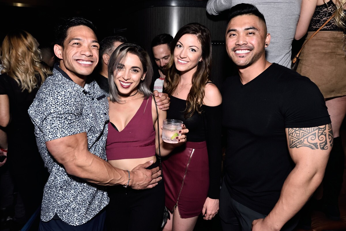 Bassjackers at Omnia Nightclub