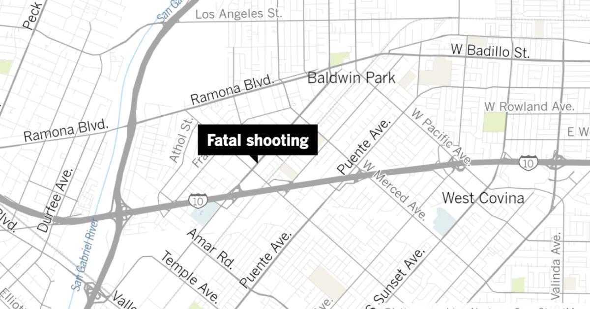 ボールドウィンパークの撮影を殺した男、怪我をも近くれるお店を50%を訪れ以前