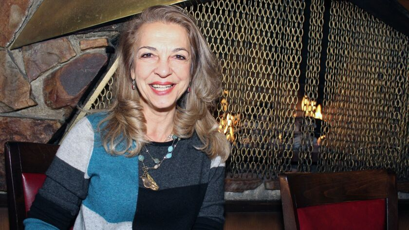 Liza Boubari, president/founder of HealWithin International, will begin a new round of after school
