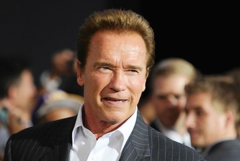 Letters: Schwarzenegger's infidelities and The Times