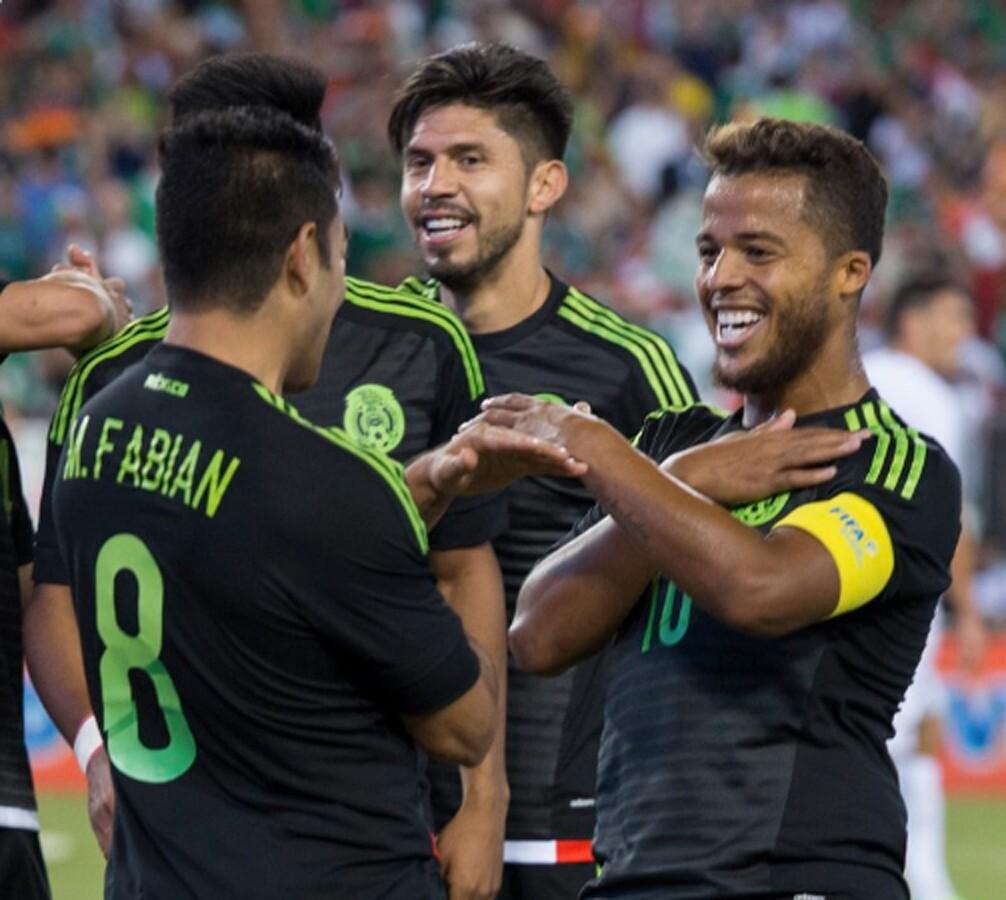 México 2-1 Nueva Zelanda