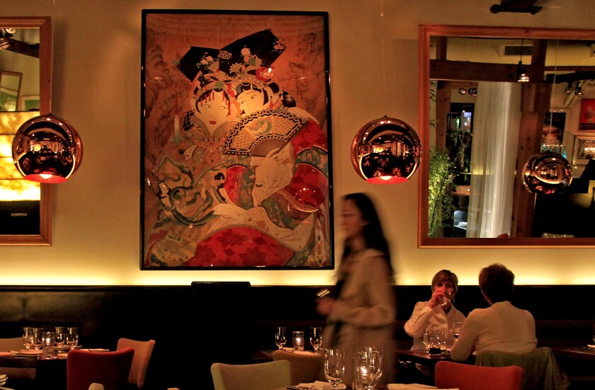 Chaya Brasserie in Beverly Hills is set to close at year-end.