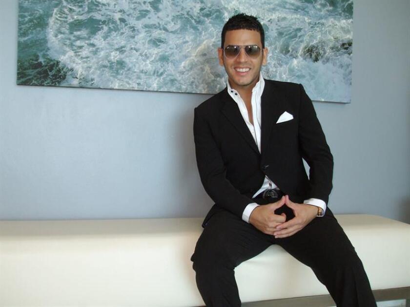 Fotografía de archivo del reguetonero puertorriqueño Tito el Bambino. EFE/Archivo