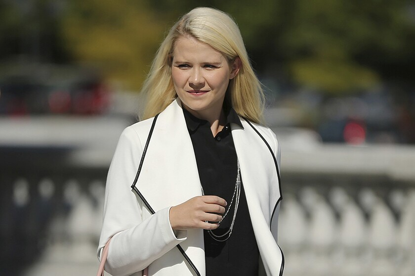 In 2002, Elizabeth Smart, now 32, was held captive and repeatedly sexually assaulted for nine months before she was rescued.