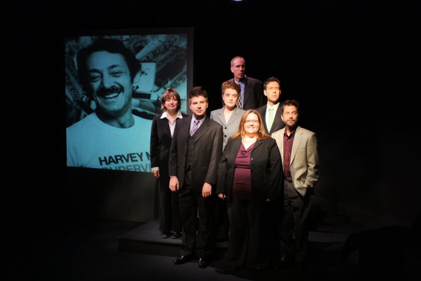 "The play ""Dear Harvey"" (shown in an earlier production) will be part of the inaugural San Diego Fringe Festival."