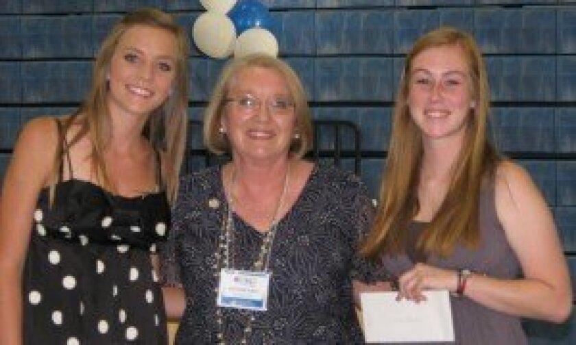 Ramona High seniors top $1 6 million in scholarships