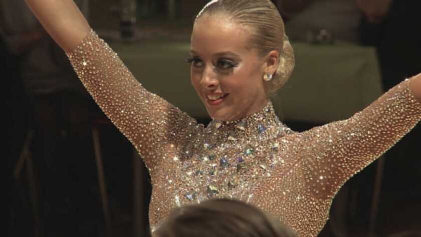 "Mie in ""POV: Dance for Me"" on PBS."