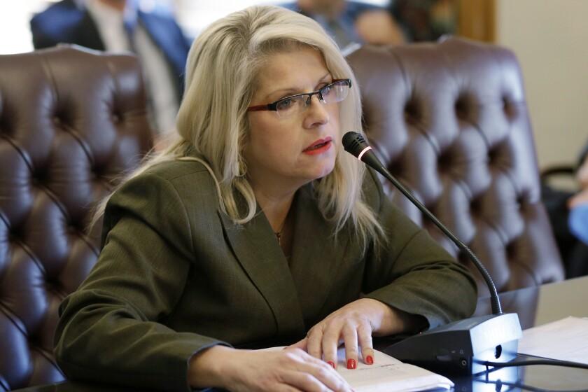Arkansas Lawmaker Death