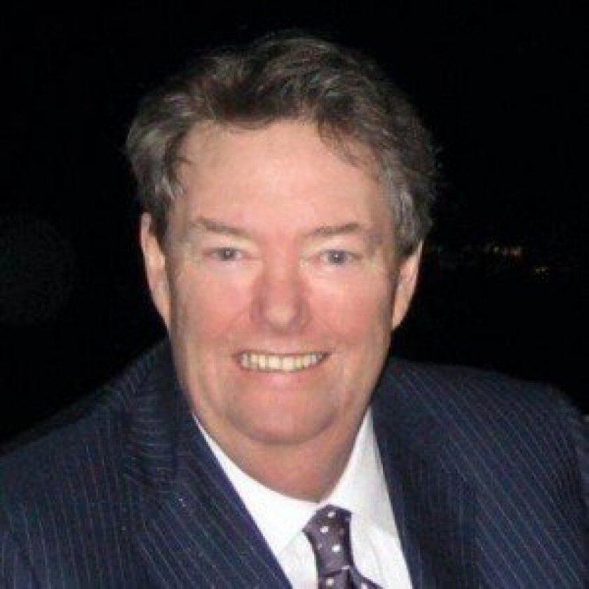 Former U-T Publisher David Copley.