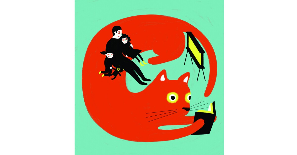 Best Advice I Ever Got For Dating A Guy With Kids Be Like A Cat Not A Dog Los Angeles Times