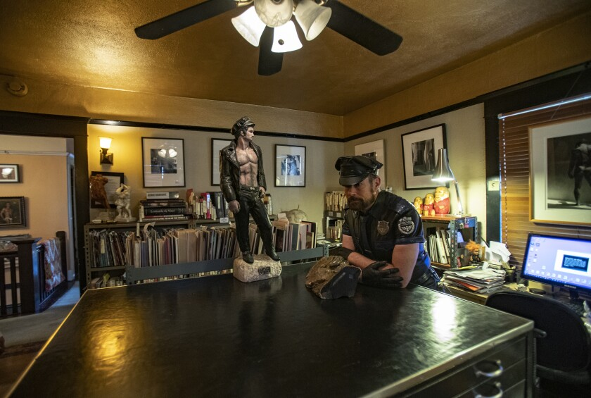 The Tom of Finland house in Echo Park