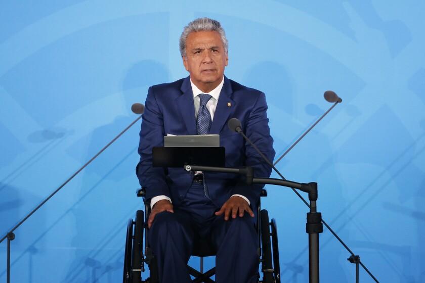 ECUADOR-PARTICIPANTES CLAVE