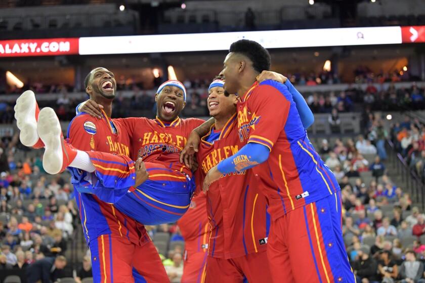 Harlem Globetrotters at Pechanga Arena