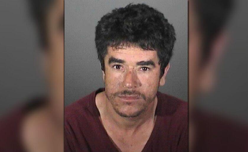 Alejandro Alvarez Villegas tried to kill his wife with a chainsaw.
