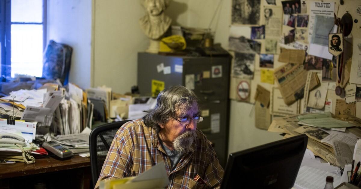 マーク-トウェイン一度書きのためのカリフォルニアで最も古い。 今では近づくにその最終日