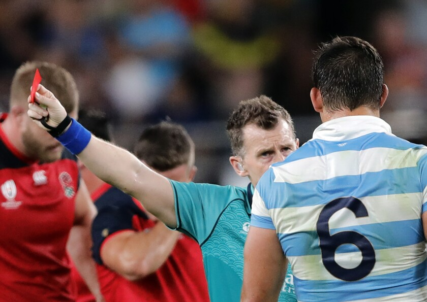 Japan Rugby WCup England Argentina