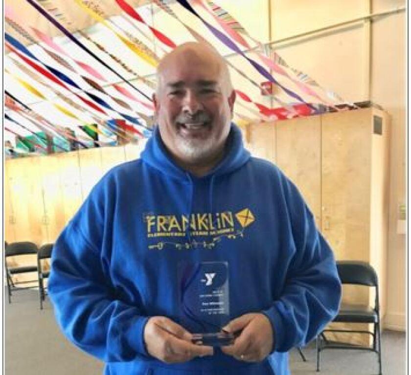 Lakeside Union School District Board member Don Whisman