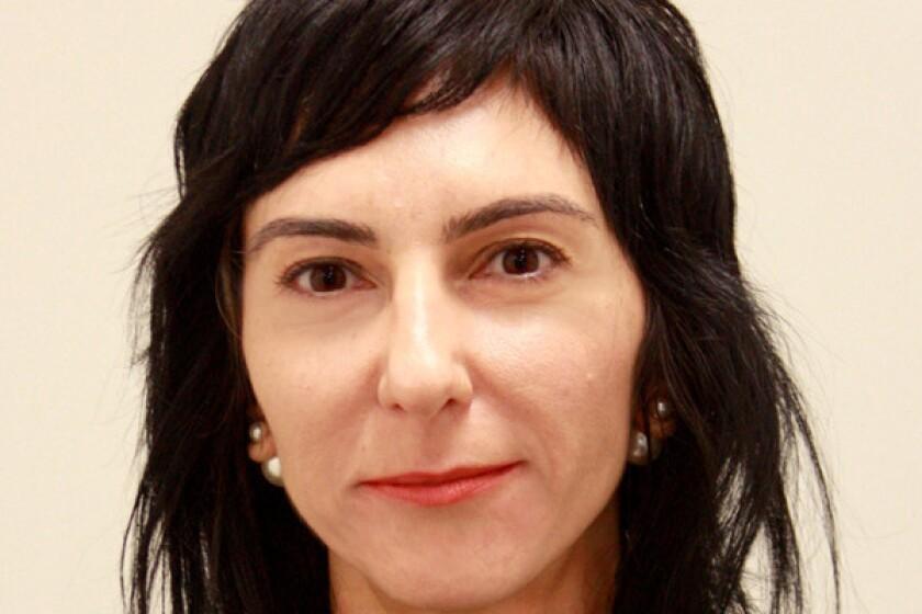 Interim MOCA Director Maria Seferian.