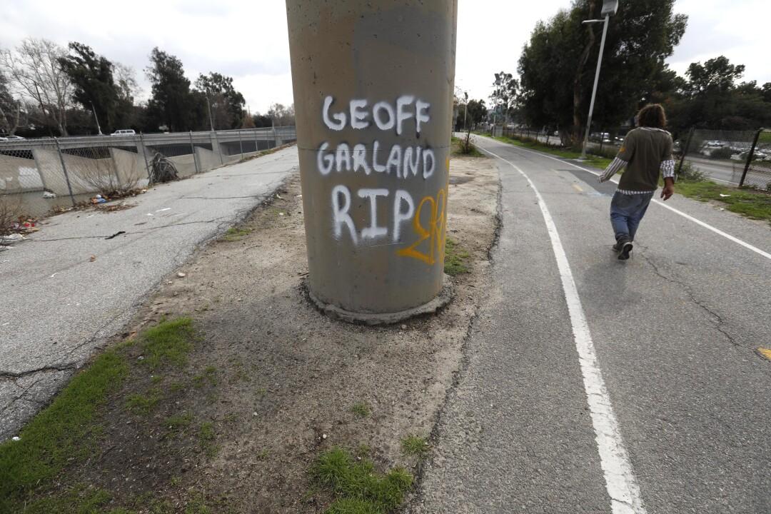 RIP Geoff Garland
