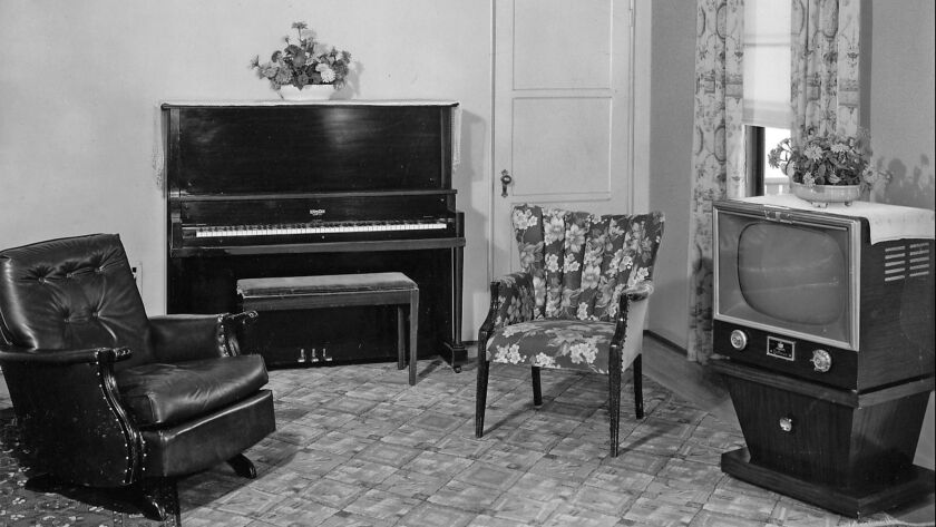 The piano room at Rockhaven Sanitarium was for the use of the residents, including Josephine Dillon, best known as Clark Gable'€™s first wife, who lived there for several years. Dillon died in 1971.