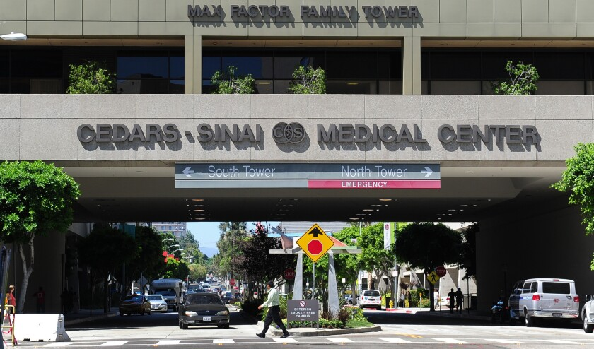 Superbug outbreak extends to Cedars-Sinai hospital, linked