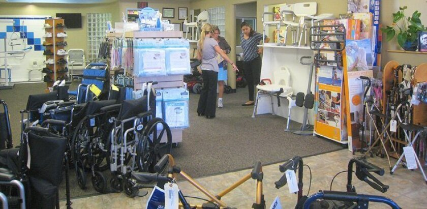Harmony Home Medical in San Diego carries a wide selection of wheelchairs, walkers, scooters, power chairs and more. The family-owned-and-operated business also offers a rental program.