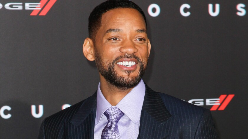 Will Smith.