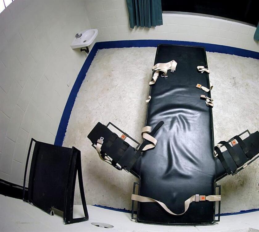 Desde que el Tribunal Supremo restituyó la pena de muerte hace ya cuatro décadas, 1.471 presos han sido ejecutados en Estados Unidos, 71 de ellos en Georgia. EFE/Archivo
