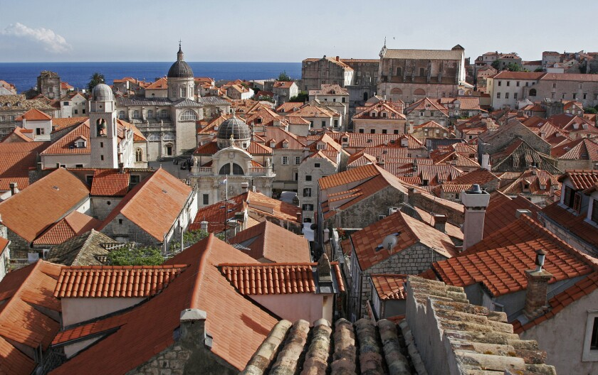 An overnight stay in the medieval city of Dubrovnik is a post-tour highlight of Country Walkers' Croatia excursion.