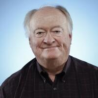 Los Angeles Times columnist Bill Dwyre