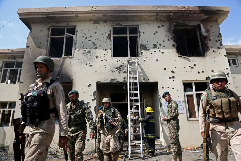 Afghanistan attack Jalalabad
