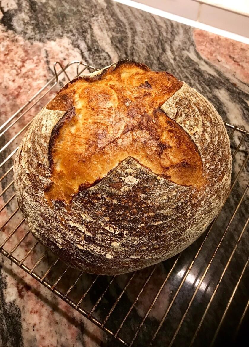 Food Bread Baking