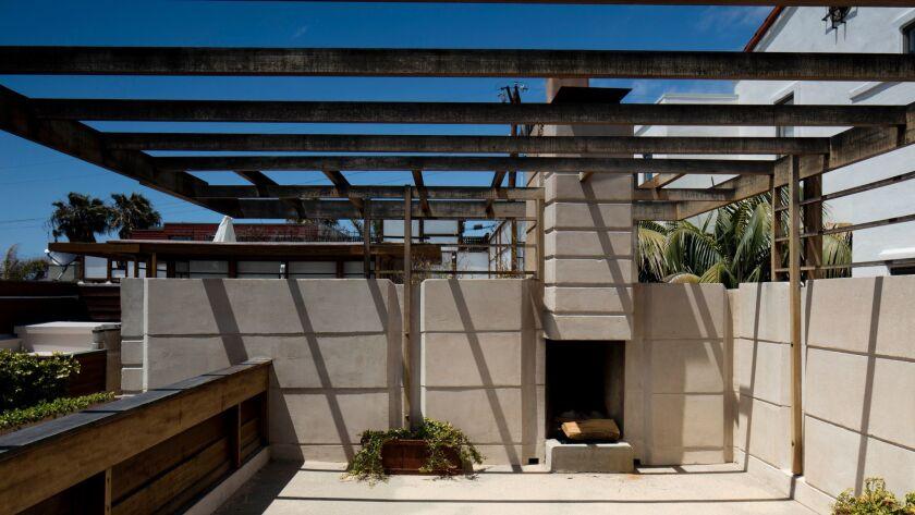 The Pueblo Ribera Modern complex at 248 Gravilla St. was designed in 1923 by Austrian-American Rudolf Schindler.