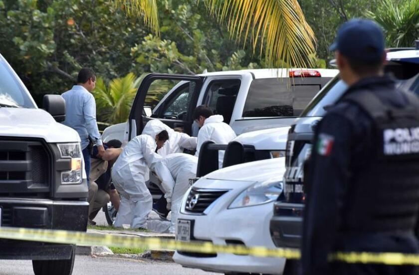 México registra 17.138 homicidios en el primer semestre del 2019