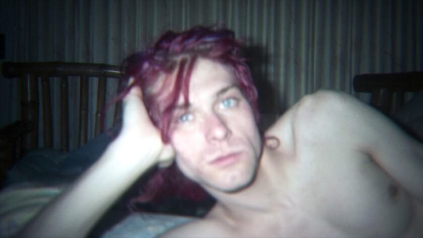 "Nirvana frontman Kurt Cobain, subject of Brett Morgen's documentary ""Montage of Heck"""
